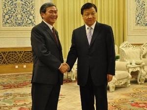 Delegasi Partai Komunis Vietnam menghadiri Lokakarya Teori ke-9 dengan Partai Komunis Tiongkok - ảnh 1