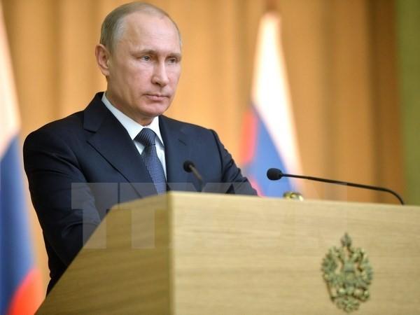 Rusia mencela pernyataan Israel tentang pemasokan senjata kepada Ukraina - ảnh 1