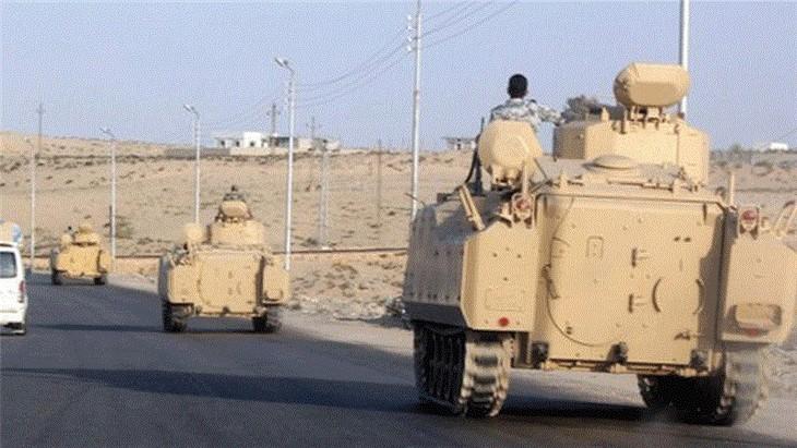 Mesir memperpanjang perintah jam malam di sebelah Utara semenanjung Sinai - ảnh 1