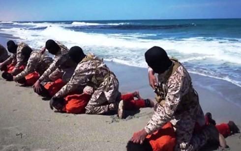 IS mengeksekusi ratusan warga Suriah - ảnh 1