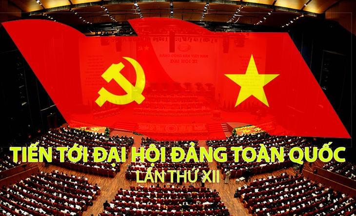 Opini umum internasional memberitakan tentang Kongres Nasional ke-12 PKV - ảnh 1