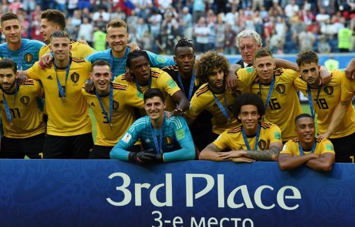 Coupe du monde 2018: La Belgique s'empare de la 3e place en battant l'Angleterre - ảnh 1