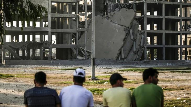 Gaza: après une violente escalade, cessez-le-feu entre Israël et le Hamas - ảnh 1
