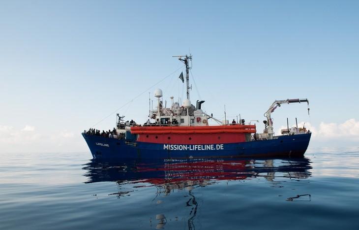 Migrants: Au moins 19 morts dans le naufrage d'une embarcation au large de Chypre - ảnh 1