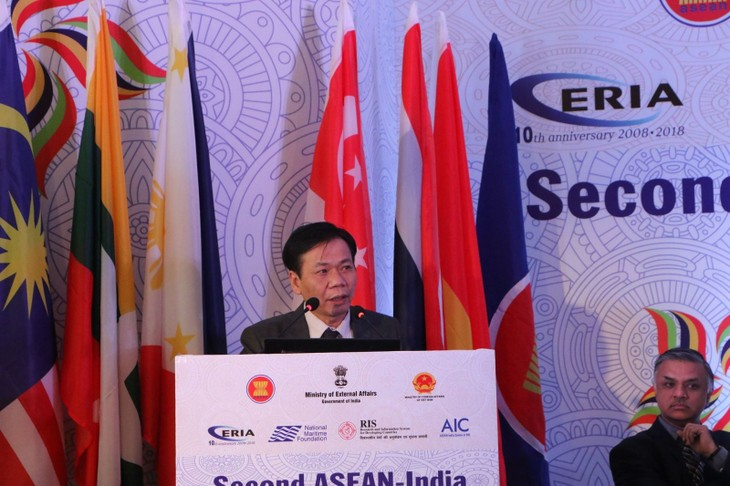 Deuxième colloque ASEAN-Inde sur l'économie maritime verte - ảnh 1