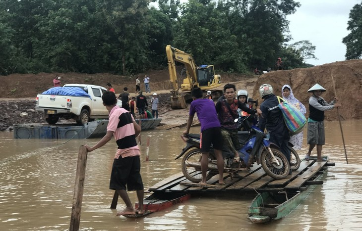 Le bilan s'alourdit au Laos après l'effondrement d'un barrage  - ảnh 2