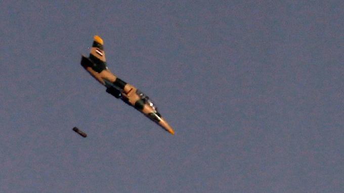 Raid aérien israélien en Syrie après des tirs de roquettes - ảnh 1