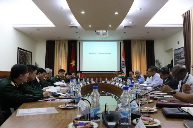 Ouverture du 11e dialogue défensif Vietnam-Inde - ảnh 1