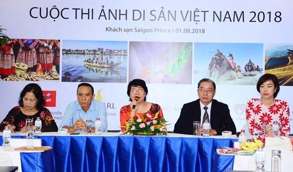 Lancement du concours de photos 2018 sur le patrimoine vietnamien  - ảnh 1