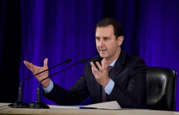 Syrie: «La victoire est proche», affirme Bachar al-Assad à ses troupes - ảnh 1