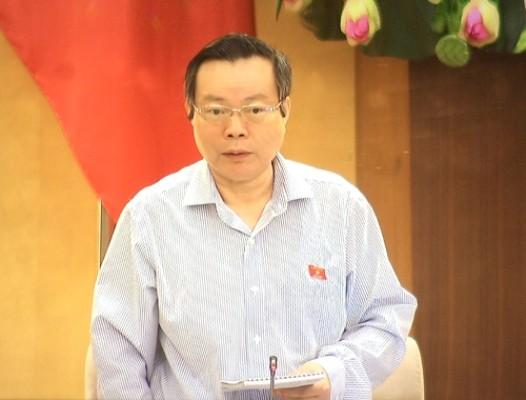 Le comité permanent de l'Assemblée nationale débat du projet de loi sur l'élevage - ảnh 1