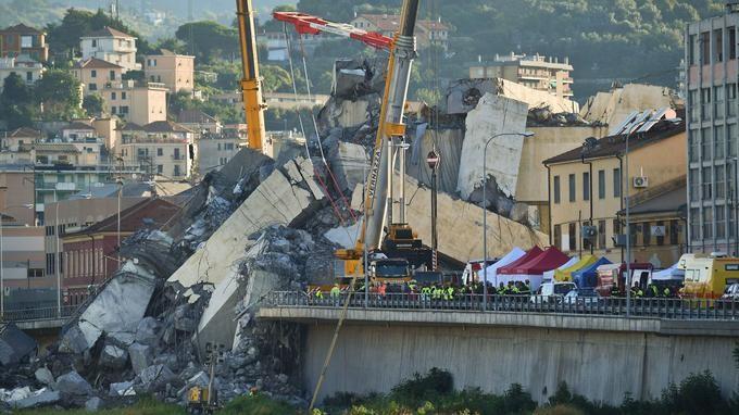 Gênes : l'Italie entre indignation et récupération - ảnh 1