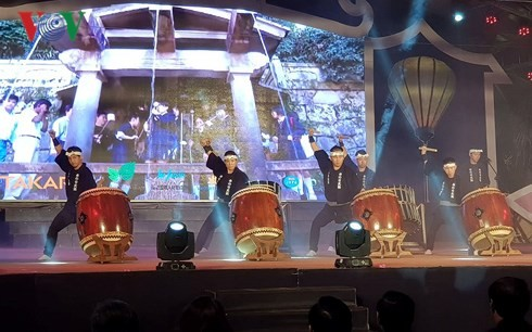 Coup d'envoi des journées de la culture japonaise à Quang Nam - ảnh 1