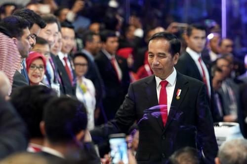ASIAD 2018 : cérémonie d'ouverture à Jakarta - ảnh 2