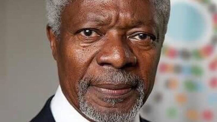 Mort de Kofi Annan: le deuil national au Ghana, son pays natal - ảnh 1