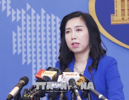 Nomination de Hun Sen au poste de PM du Cambodge : félicitations du Vietnam - ảnh 1