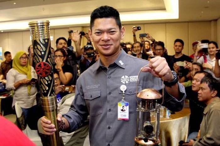 Jeux paralympiques asiatiques 2018: coup d'envoi du relais de la flamme  - ảnh 1
