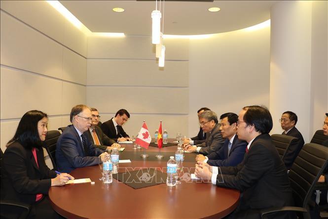 Booster la coopération culturelle et touristique Vietnam-Canada - ảnh 1
