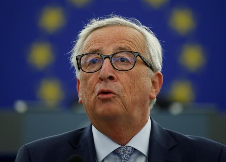 Jean-Claude Junker appelle à une Europe «plus souveraine» - ảnh 1