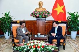Pham Binh Minh reçoit le vice-ministre permanent des AE du Bangladesh - ảnh 1
