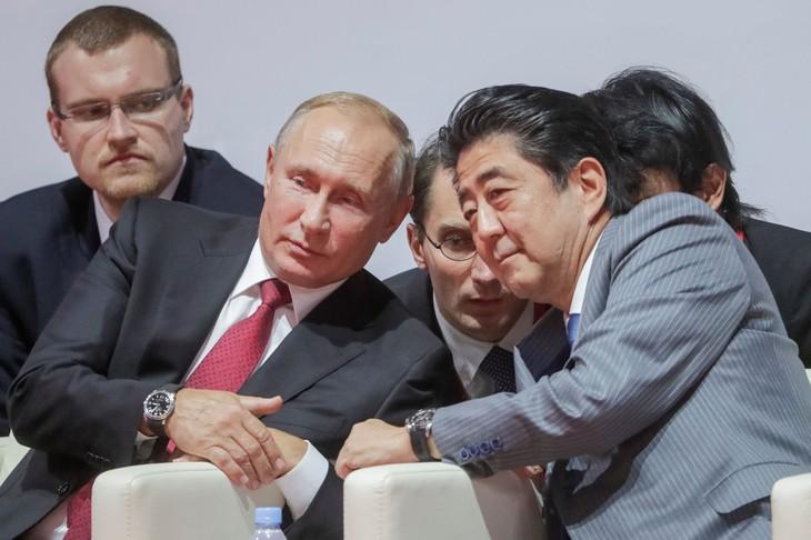 Forum économique oriental: Poutine met le cap à l'Est avec les pays asiatiques - ảnh 1