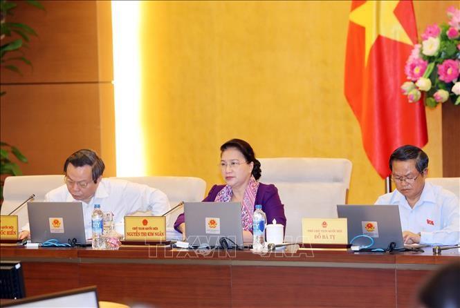 Assemblée nationale : clôture de la 27e session du comité permanent - ảnh 1