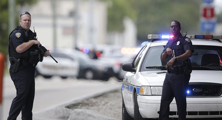 Fusillade en Pennsylvanie: 4 blessés, le tireur abattu - ảnh 1