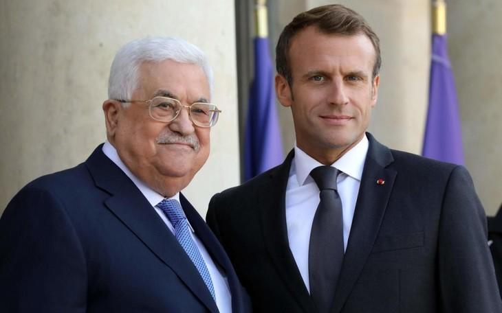 Palestine : Mahmoud Abbas à Paris pour sortir de l'isolement - ảnh 1