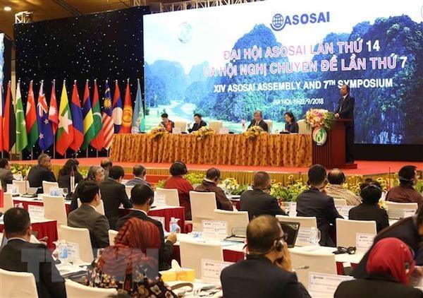 Clôture de l'ASOSAI-14 : Déclaration de Hanoi - ảnh 1