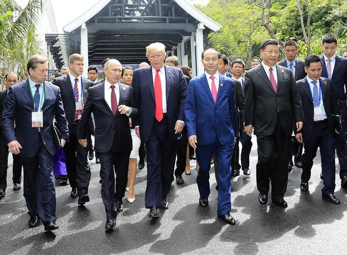 Le président Trân Dai Quang, promoteur de l'intégration au monde - ảnh 1