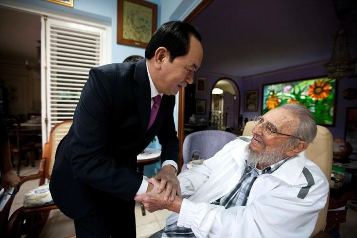 La presse internationale annonce le décès du président vietnamien  - ảnh 1
