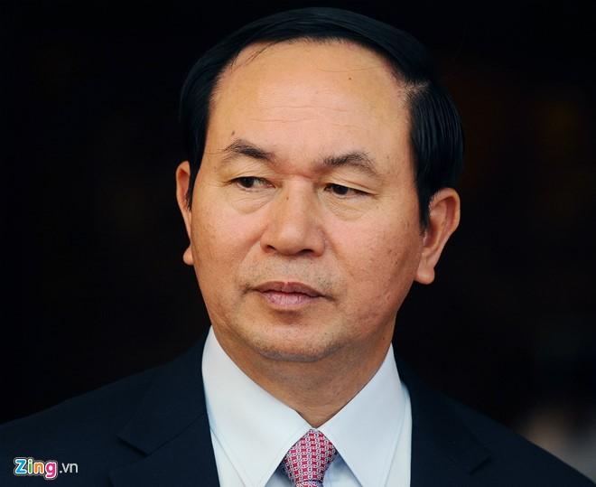 Communiqué spécial sur le décès du président de la République  - ảnh 1