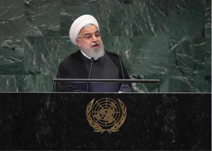 À l'ONU, Rohani dénonce le «terrorisme économique» de Washington - ảnh 1