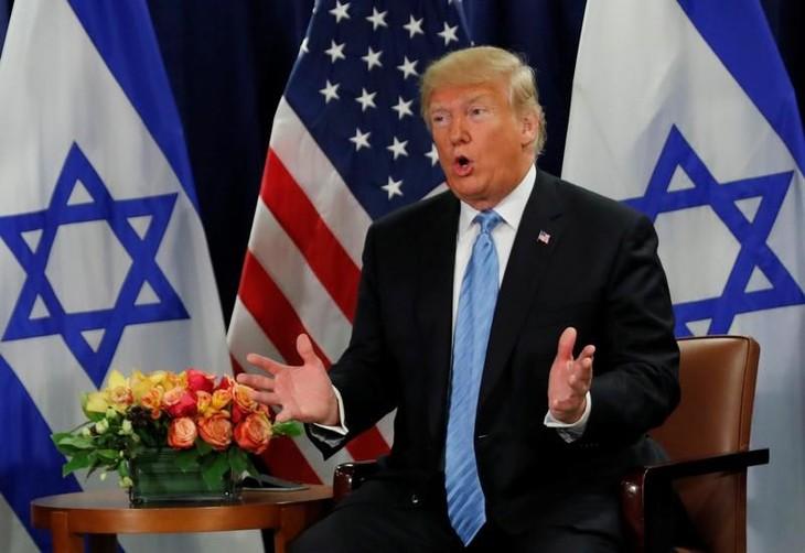 Israël-Palestine: Trump soutient une solution à deux États - ảnh 1