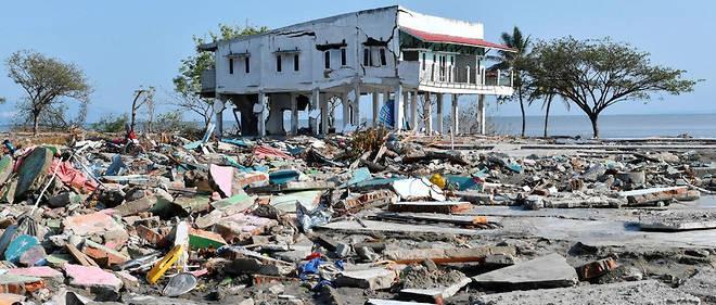 Un nouveau séisme frappe l'Indonésie - ảnh 1