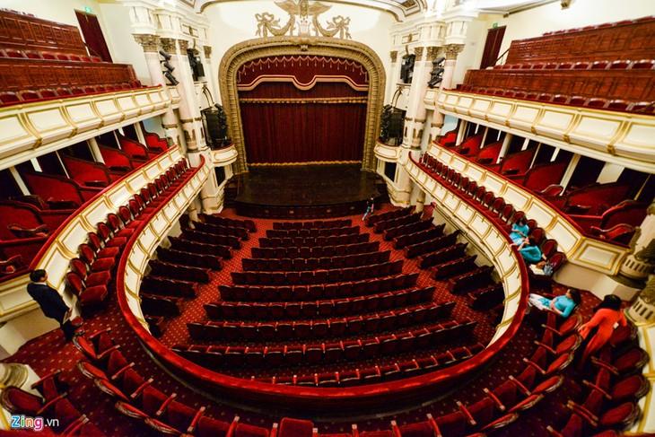 À la découverte de l'Opéra de Hanoi - ảnh 5