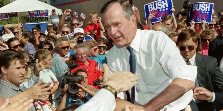L'Amérique prépare son hommage à George H. W. Bush - ảnh 1