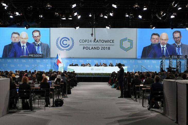 Ouverture de la COP-24, sous pression face à l'urgence climatique  - ảnh 1