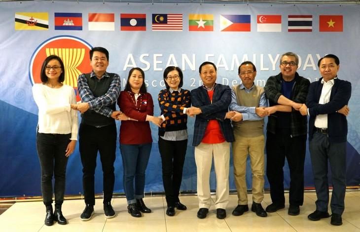 Journée de la famille de l'ASEAN à Moscou - ảnh 1