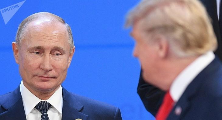 Si le FNI est détruit, la Russie réagira dûment, selon Vladimir Poutine - ảnh 1