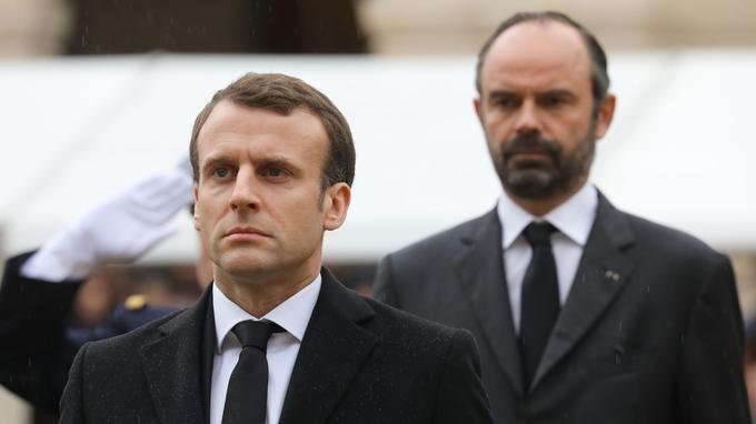 «Gilets jaunes»: Macron appelle l'opposition à la responsabilité - ảnh 1