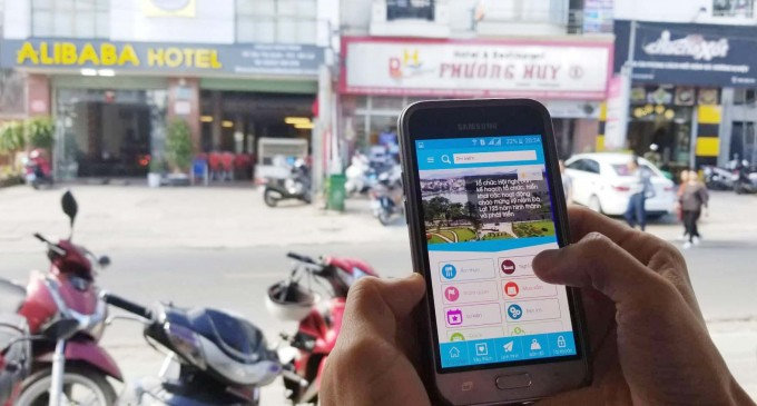 « Dalat City », une application qui facilite votre séjour à Dà Lat - ảnh 1