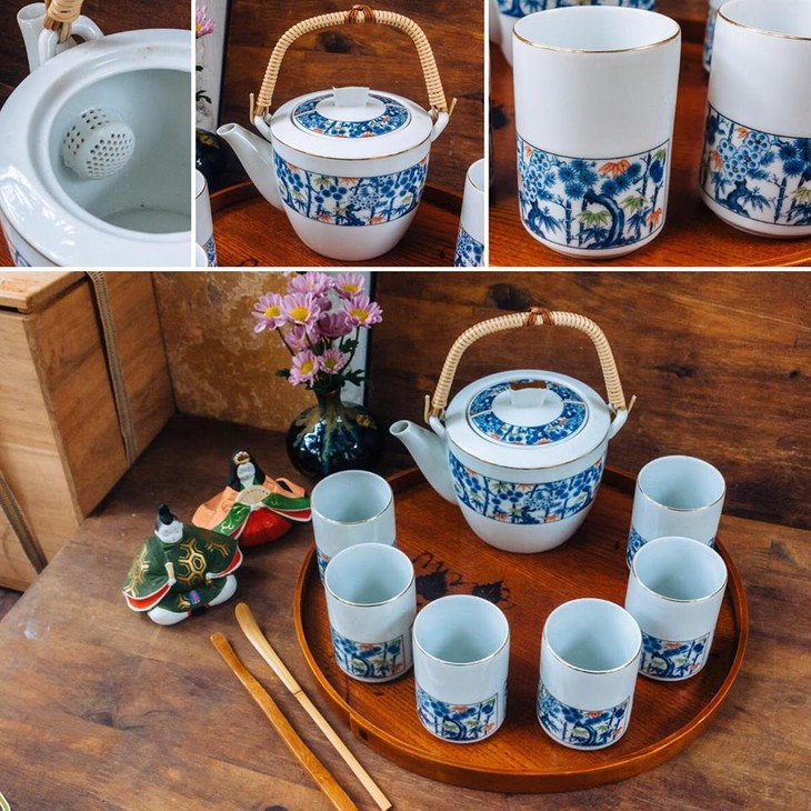 De la poterie japonaise à petits prix - ảnh 6