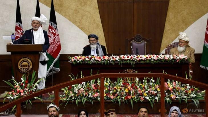 Le président afghan appelle les nouveaux législateurs à participer au processus de paix - ảnh 1