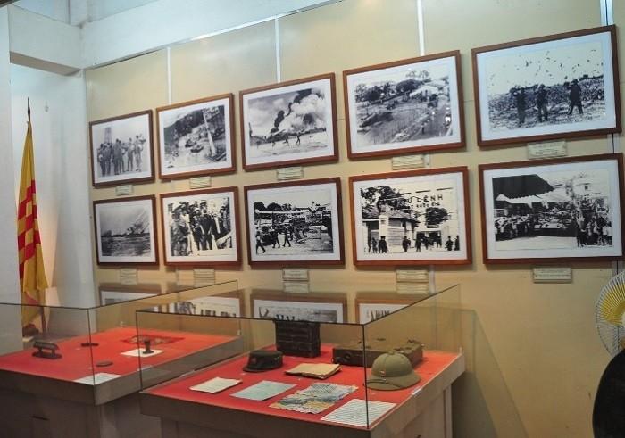 Le port de la Maison du Dragon – le musée de Hô Chi Minh - ảnh 4