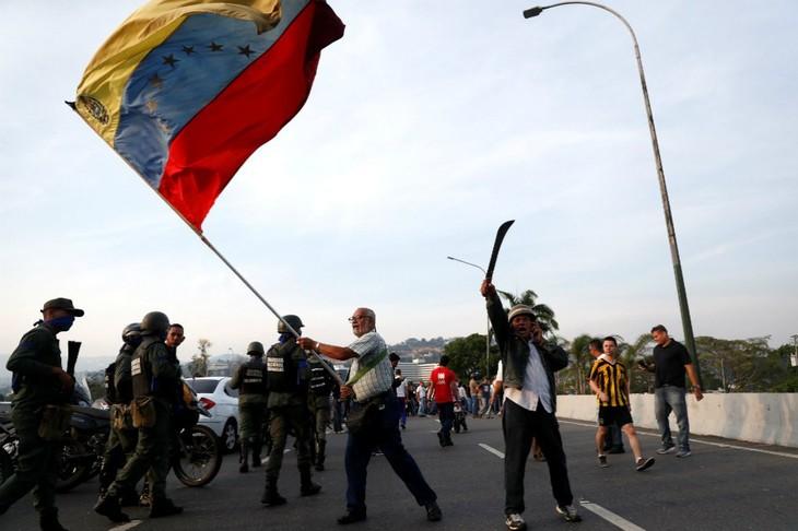 Les principales réactions internationales à la situation au Venezuela - ảnh 1