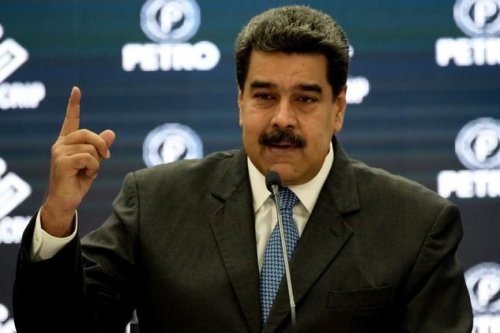 Venezuela : Nicolas Maduro dénonce une tentative de coup d'État - ảnh 1