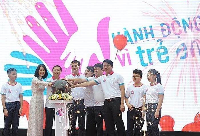 Coup d'envoi de la campagne d'été 2019 « Agir pour les enfants » - ảnh 1