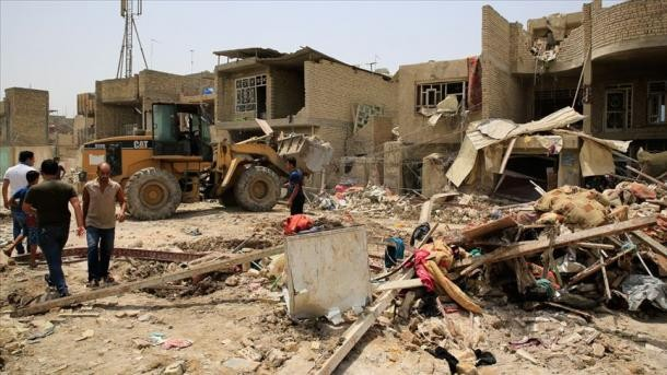 Bagdad: deux morts dans un attentat suicide contre une mosquée - ảnh 1