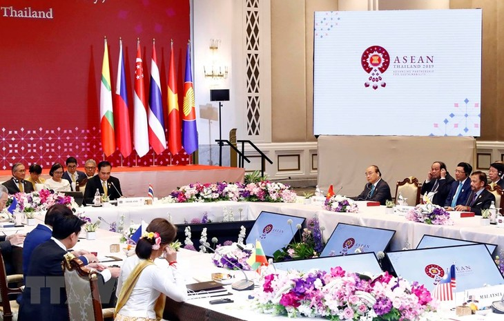 Discours de Nguyên Xuân Phuc à la session plénière du 34e Sommet de l'ASEAN - ảnh 1